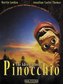 Picture of a movie: The Adventures Of Pinocchio