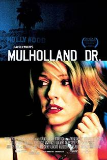 Picture of a movie: Mulholland Drive