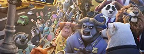 Image of Zootopia