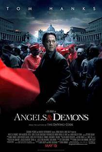 Picture of a movie: Angels & Demons