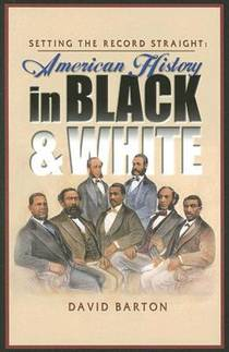 Picture of a book: Setting The Record Straight: American History In Black & White