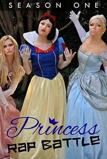 Picture of a TV show: Princess Rap Battle