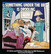 Picture of a book: Something Under The Bed Is Drooling