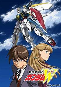 Picture of a TV show: Mobile Suit Gundam Wing