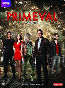 Picture of a TV show: Primeval