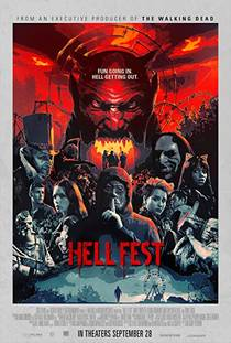 Picture of a movie: Hell Fest