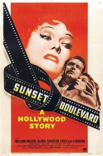 Picture of a movie: Sunset Boulevard