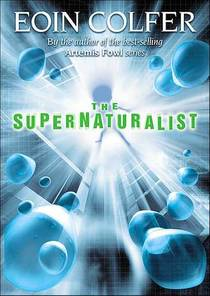Picture of a book: The Supernaturalist