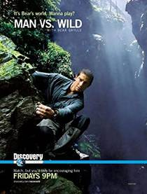 Picture of a TV show: Man Vs. Wild