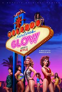 Picture of a TV show: Glow