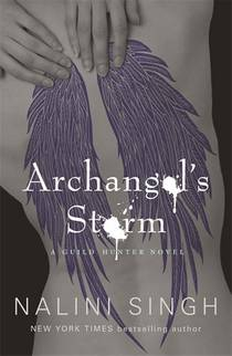 Picture of a book: Archangel's Storm