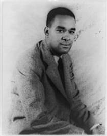 Picture of an author: Richard Wright