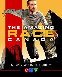 Picture of a TV show: The Amazing Race Canada