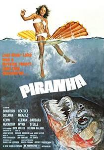 Picture of a movie: Piranha