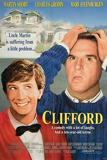 Picture of a movie: Clifford