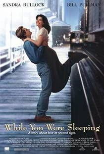 Picture of a movie: While You Were Sleeping