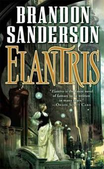 Picture of a book: Elantris