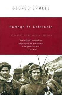 Picture of a book: Homage To Catalonia