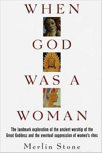 Picture of a book: When God Was A Woman