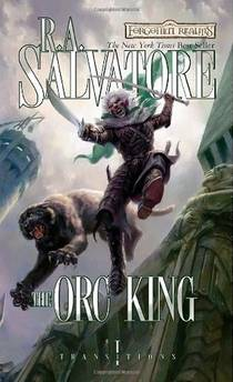 Picture of a book: The Orc King