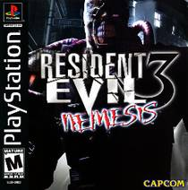 Picture of a game: Resident Evil 3