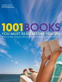 Picture of a book: 1001 Books You Must Read Before You Die