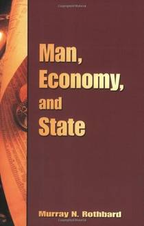 Picture of a book: Man, Economy, And State