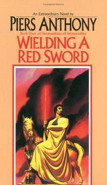 Picture of a book: Wielding A Red Sword