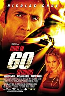 Picture of a movie: Gone In 60 Seconds