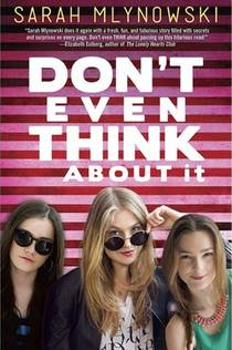 Picture of a book: Don't Even Think About It