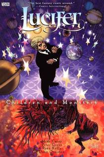 Picture of a book: Lucifer, Vol. 2: Children And Monsters