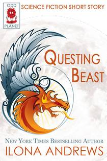 Picture of a book: Questing Beast