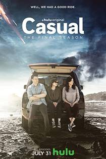 Picture of a TV show: Casual