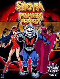 Picture of a TV show: She-Ra: Princess Of Power
