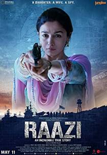 Picture of a movie: Raazi