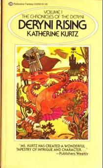 Picture of a book: Deryni Rising