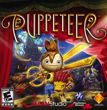 Picture of a game: Puppeteer