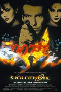 Picture of a movie: Goldeneye