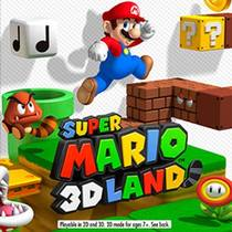 Picture of a game: Super Mario 3d Land