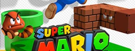 Image of Super Mario 3d Land