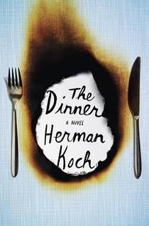 Picture of a book: The Dinner