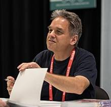 Picture of an author: Mark Crilley
