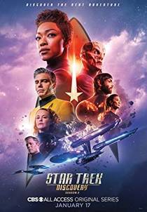 Picture of a TV show: Star Trek: Discovery