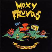 Picture of a band or musician: Moxy Früvous
