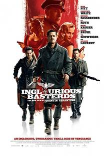 Picture of a movie: Inglourious Basterds