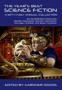 Picture of a book: The Year's Best Science Fiction: Thirty-First Annual Collection