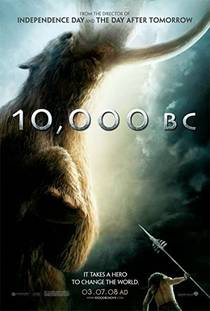 Picture of a movie: 10,000 Bc