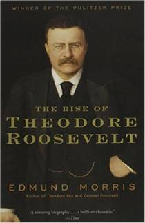 Picture of a book: The Rise Of Theodore Roosevelt