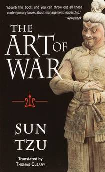 Picture of a book: The Art Of War