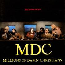 Picture of a band or musician: Mdc